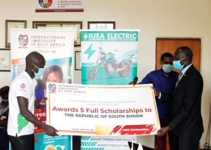Scholarship to the government of south sudan