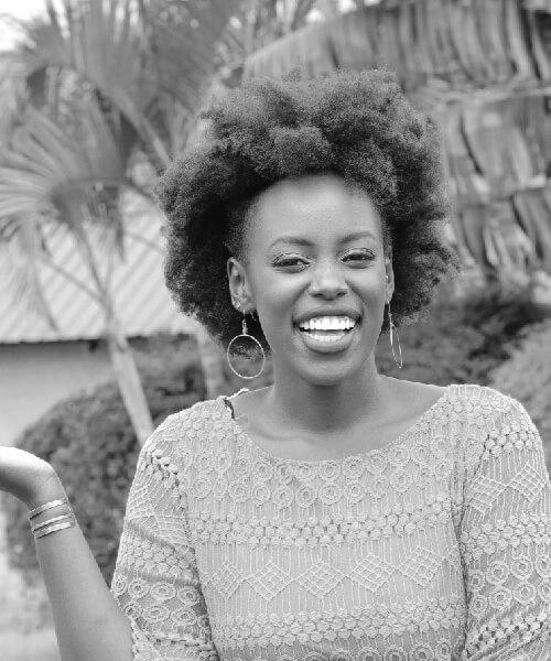 Miss Lisa Kanyomozi Rabwoni